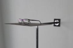 Planung Brillenwand