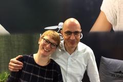 Konrad mit Lisa von Kilsgaard