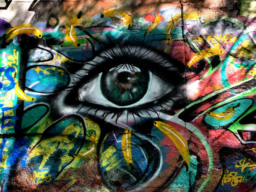 EYE Graffitti